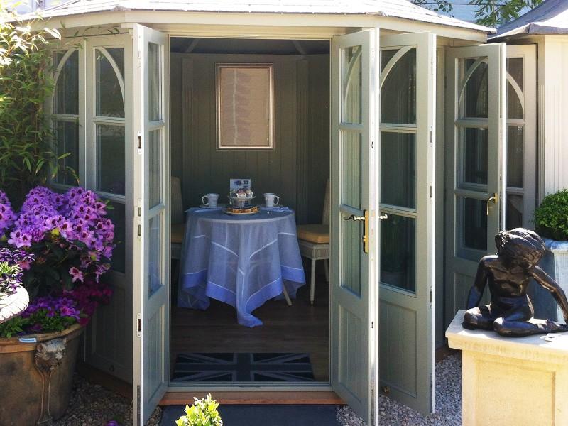 Medite Tricoya Outdoor garden buildings