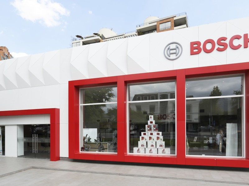 Masisa Tricoya XB chosen for decorative facade